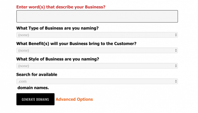 landscaping business name generator